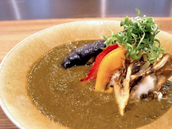 和乃香野菜カレー画像